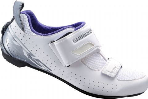 Shimano TR5W SPD-SL Tri Road Shoes Womans White